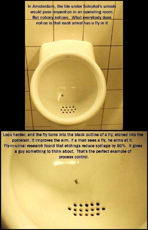 Urinal in Amsterdam